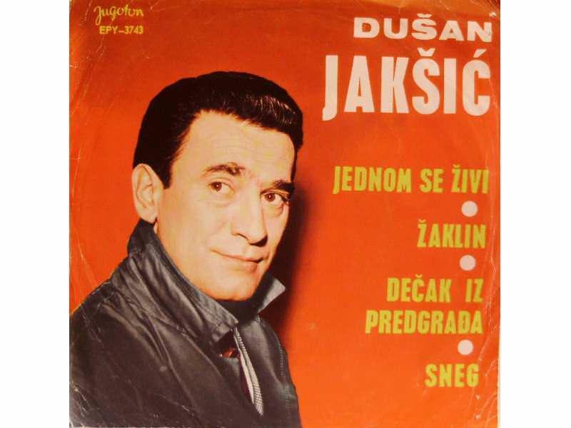 Duško Jakšić - Jednom Se Živi
