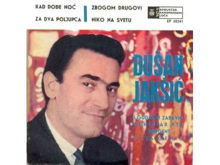 Duško Jakšić - Kad Dođe Noć