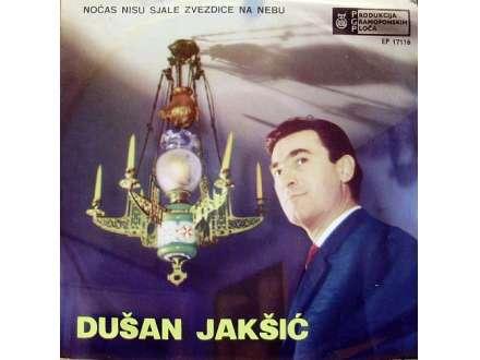 Duško Jakšić - Noćas Nisu Sjale Zvjezdice Na Nebu