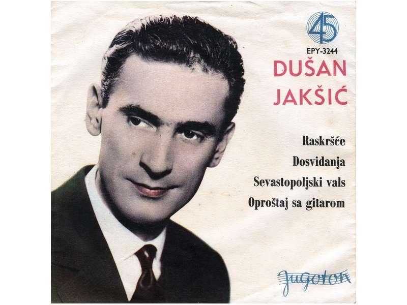 Duško Jakšić - Raskršće