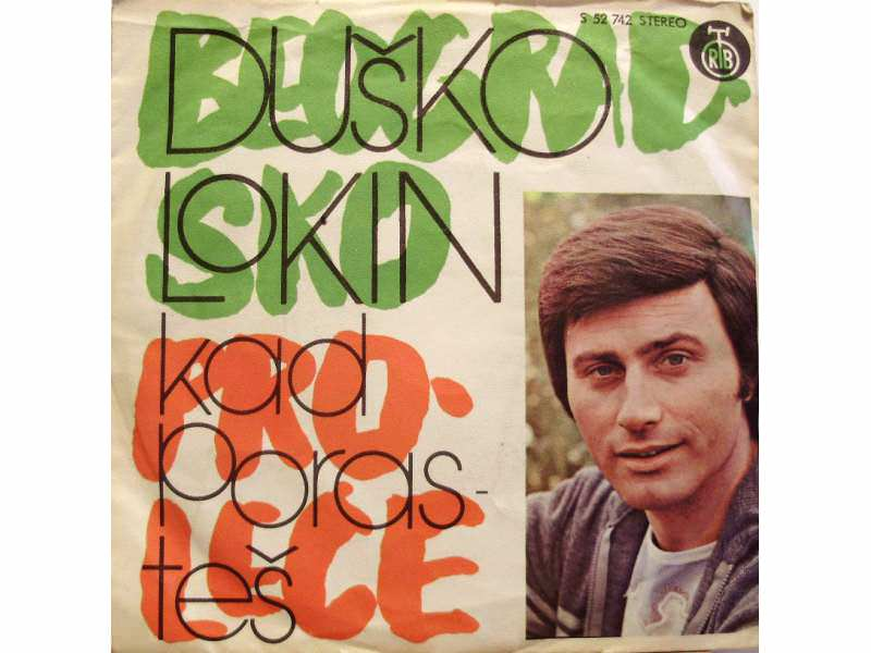 Duško Lokin - Kad Porasteš / Prošlog Ljeta