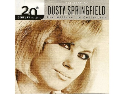 Dusty Springfield - The Best Of Dusty Springfield: 20th Century Masters - The Millennium Collection