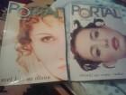 Dva broja časopisa Portal iz 1998. i 1999. godine