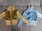 Dva džemperića za devojčice