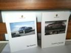 Dve knjige/prospekta Porse Kajen