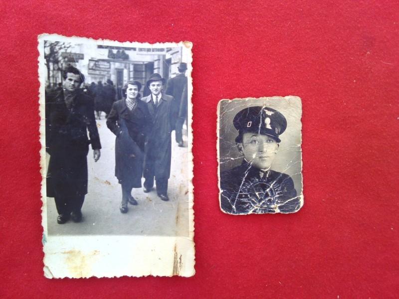 Dve stare fotografiije