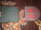 Dve torbice za diskove