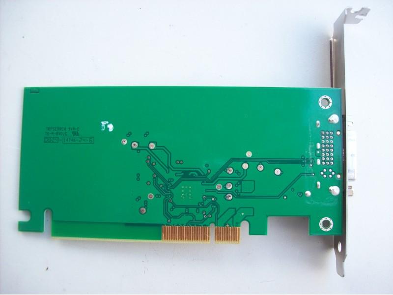 Dvi na Pci-e x 16 kartica (adapter ) -  DELL