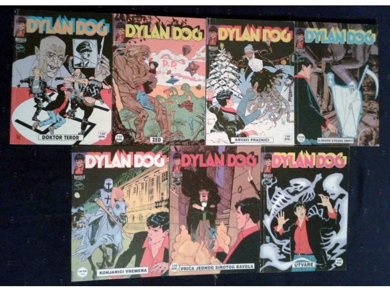Dylan Dog System comics komplet - 7 brojeva