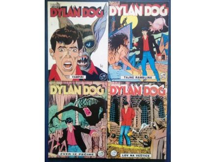 Dylan Dog Vanini - 4 broja