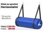 Džak za aperkat (horizontalni) 80x30cm