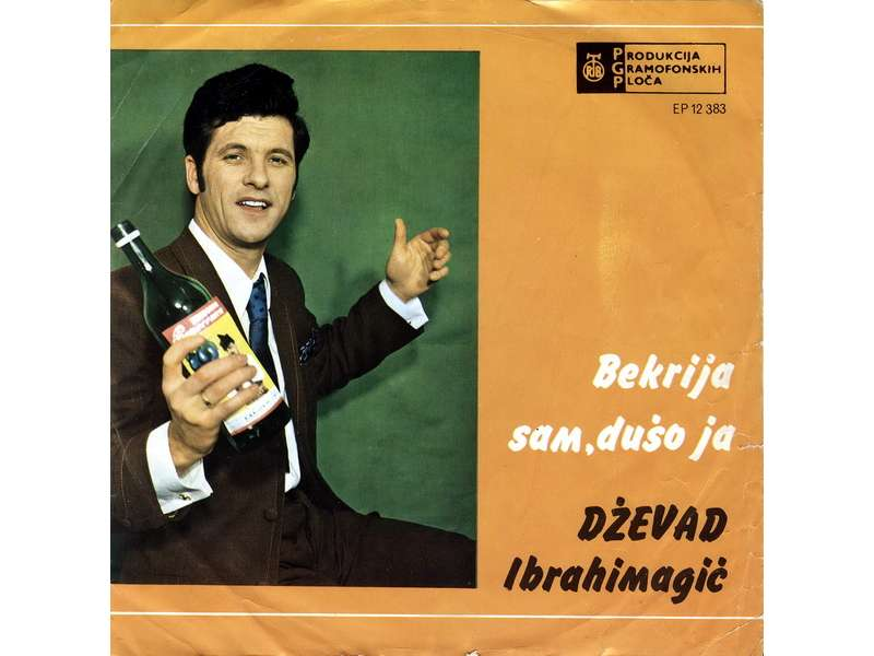 Dževad Ibrahimagić - Bekrija Sam, Dušo Ja