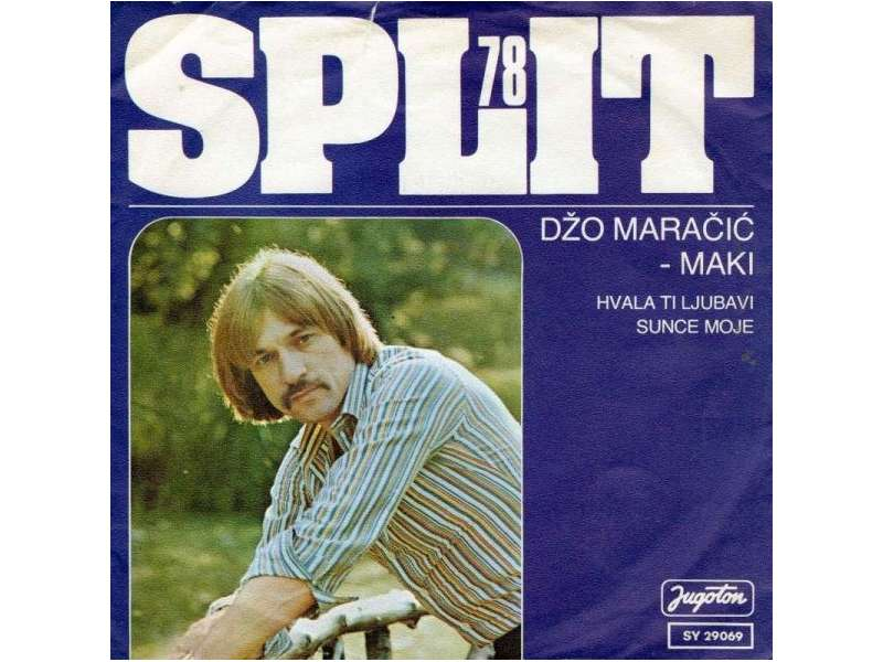 Džo Maračić - Split 78