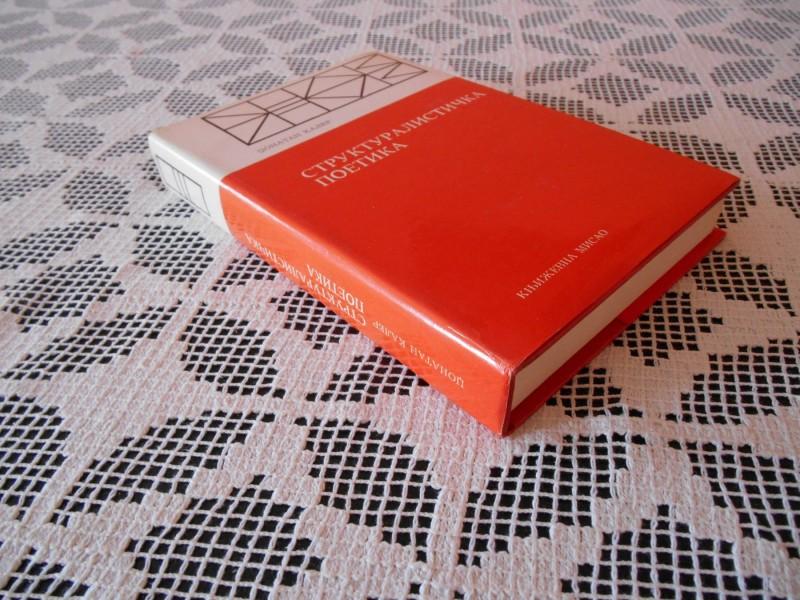 Džonatan Kaler - Strukturalistička poetika