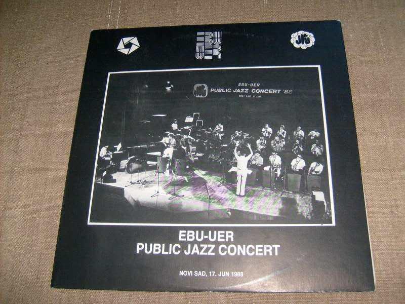 EBU PUBLIC JAZZ CONCERT 88