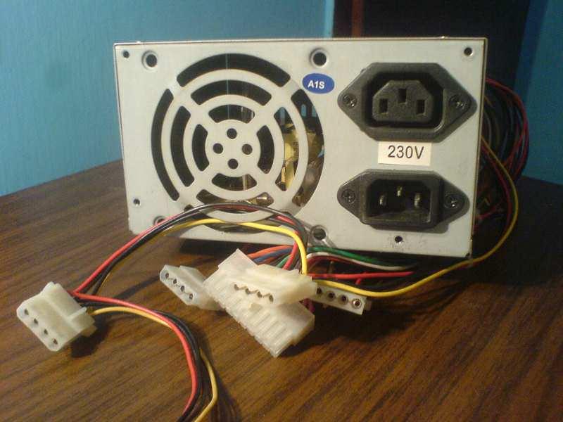 EC 200XA napajanje od 200 W za PC