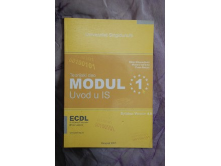 ECDL MODUL 1 - Uvod u IS