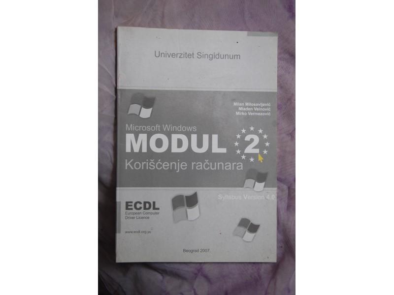 ECDL MODUL 2 - Koriscenje racunara