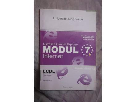 ECDL MODUL 7 - Internet