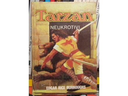 EDGAR RICE BURROUGHS - TARZAN NEUKROTIVI