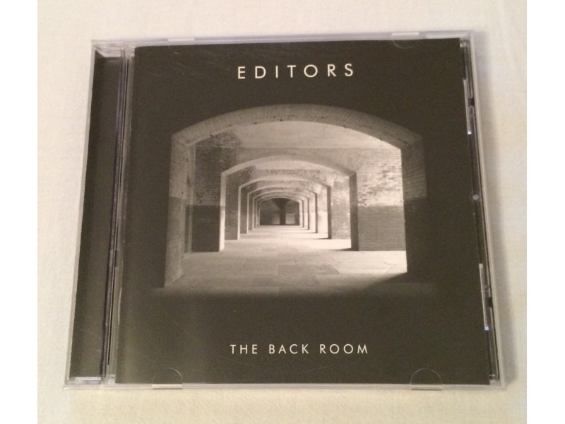 EDITORS - The Back Room (EU)