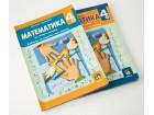EDUKA Matematika 4a i 4b Udžbenik sa radnim listovima