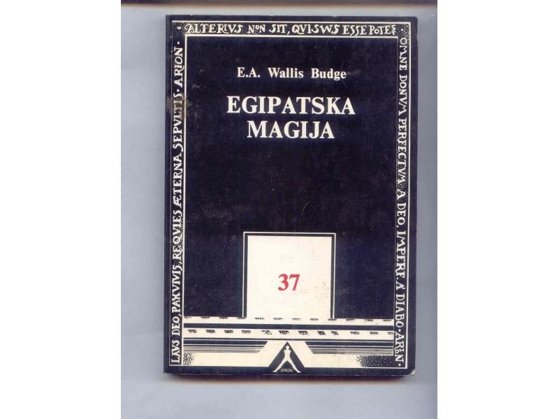 EGIPATSKA MAGIJA - WALLIS BUDGE