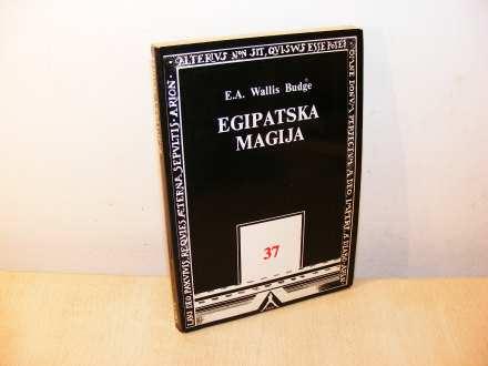 EGIPATSKA MAGIJA -Wallis Budge (besplatna dostava)