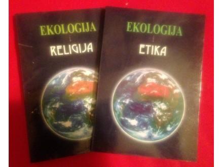 EKOLOGIJA, RELIGIJA I ETIKA Vukašin Pavlović