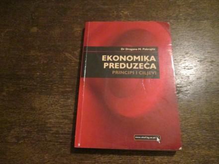 EKONOMIKA PREDUZEĆA principi i ciljevi