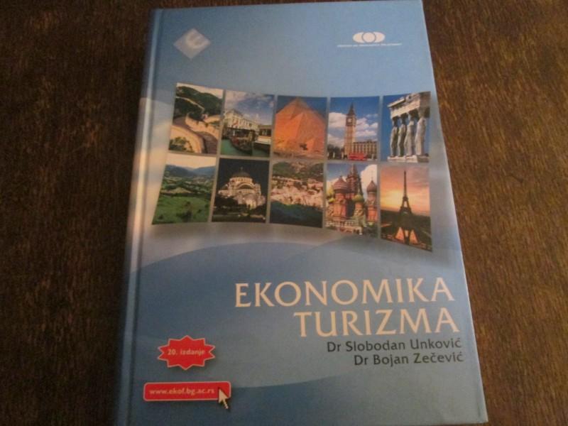 EKONOMIKA TURIZMA - Dr Slobodan Unković