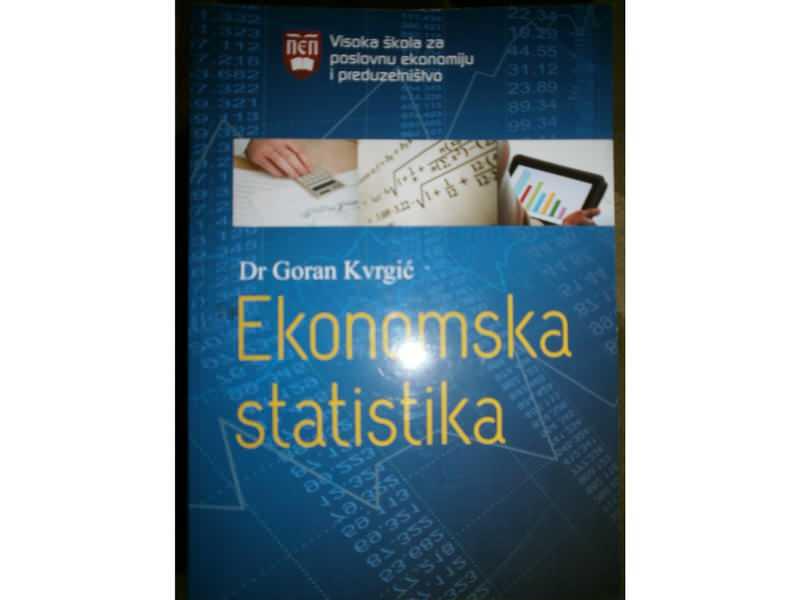 EKONOMSKA STATISTIKA - NOVA!!!!