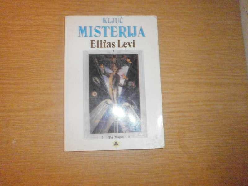 ELIFAS LEVI    KLJUC MISTERIJA