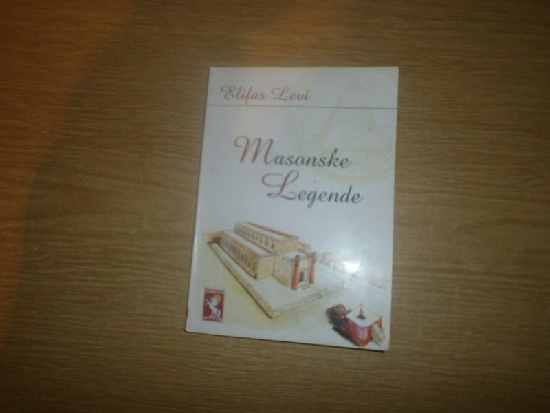 ELIFAS LEVI    MASONSKE LEGENDE