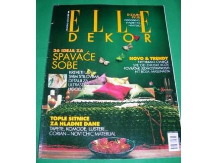 ELLE dekor 5/2003
