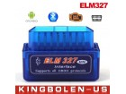 ELM327 Bluetooth OBD2 V2.1 Autodijagnostika