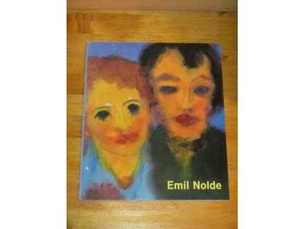 EMIL NOLDE - AQUARELLES ET GRAVURES