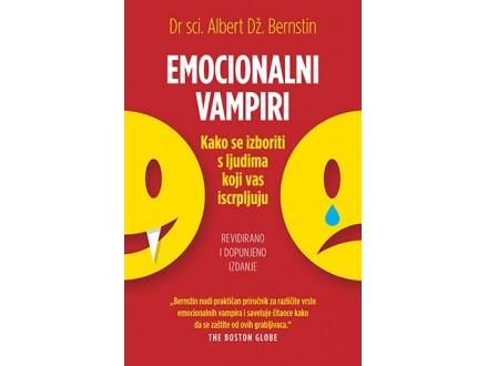 EMOCIONALNI VAMPIRI - Albert Dž. Bernstin
