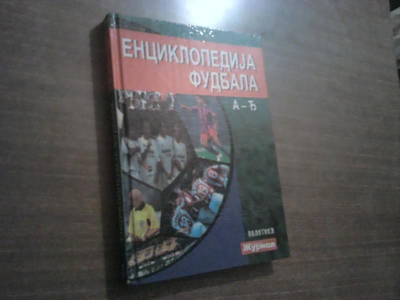 ENCIKLOPEDIJA FUDBALA 1 A-DJ