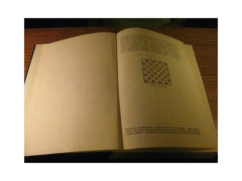 ENCIKLOPEDIJA ŠAHOVSKIH OTVARANJA 2 C ( 1981 )