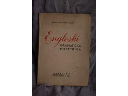 ENGLESKI GRAMATICKA POCETNICA