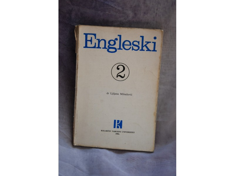 ENGLESKI II - Slavna Babic
