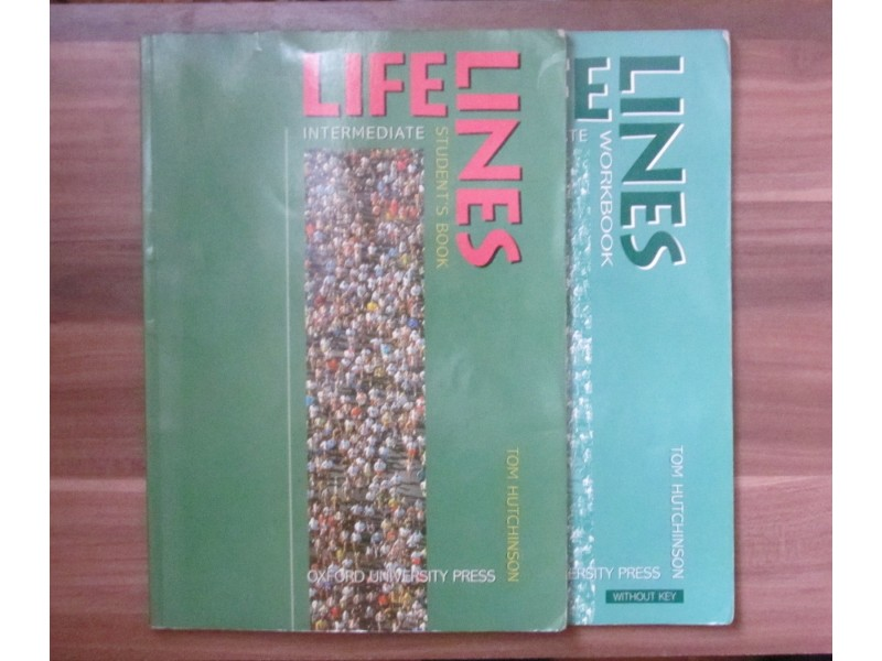 ENGLESKI JEZIK - Life lines