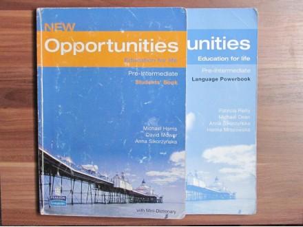 ENGLESKI JEZIK - NEW OPPORTUNITIES