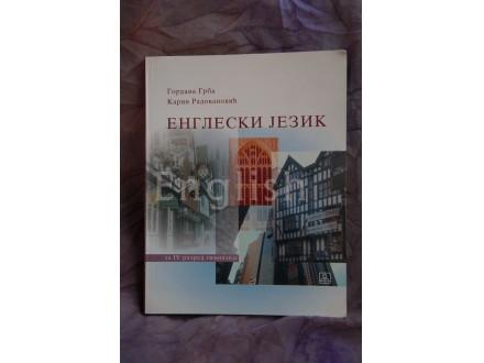ENGLESKI JEZIK za 4. raz. gimnazije