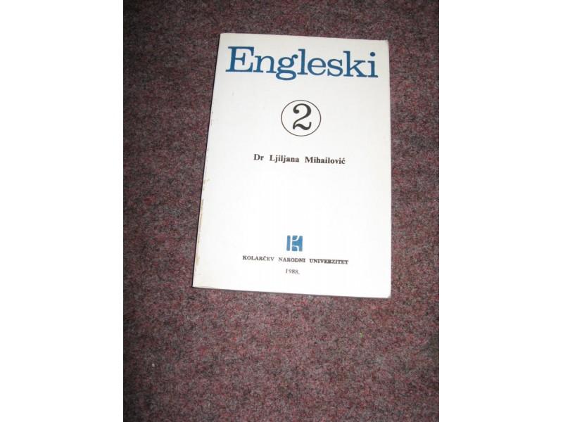 ENGLESKI  KNJIGA BROJ 2  Kolarcev narodni univerzitet