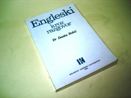 ENGLESKI KROZ RAZGOVOR - Danka Đokić 1989