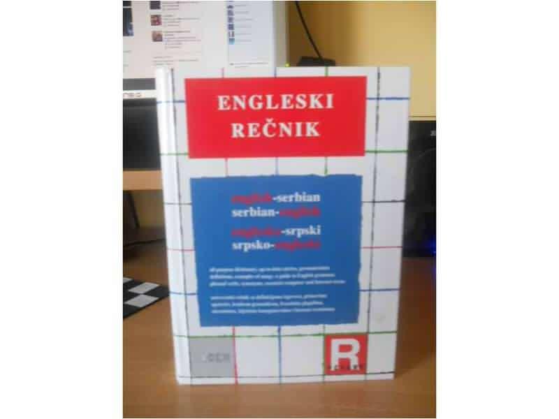 ENGLESKI RECNIK ( JASEN )