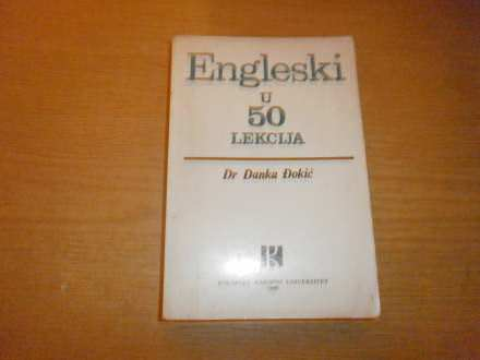ENGLESKI U 50 LEKCIJA