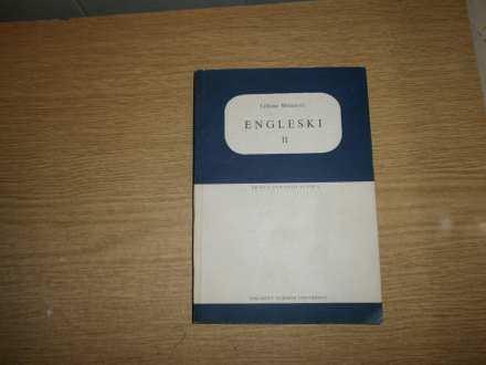 ENGLESKI broj II  Ljiljana Mihailovic  KOLARAC